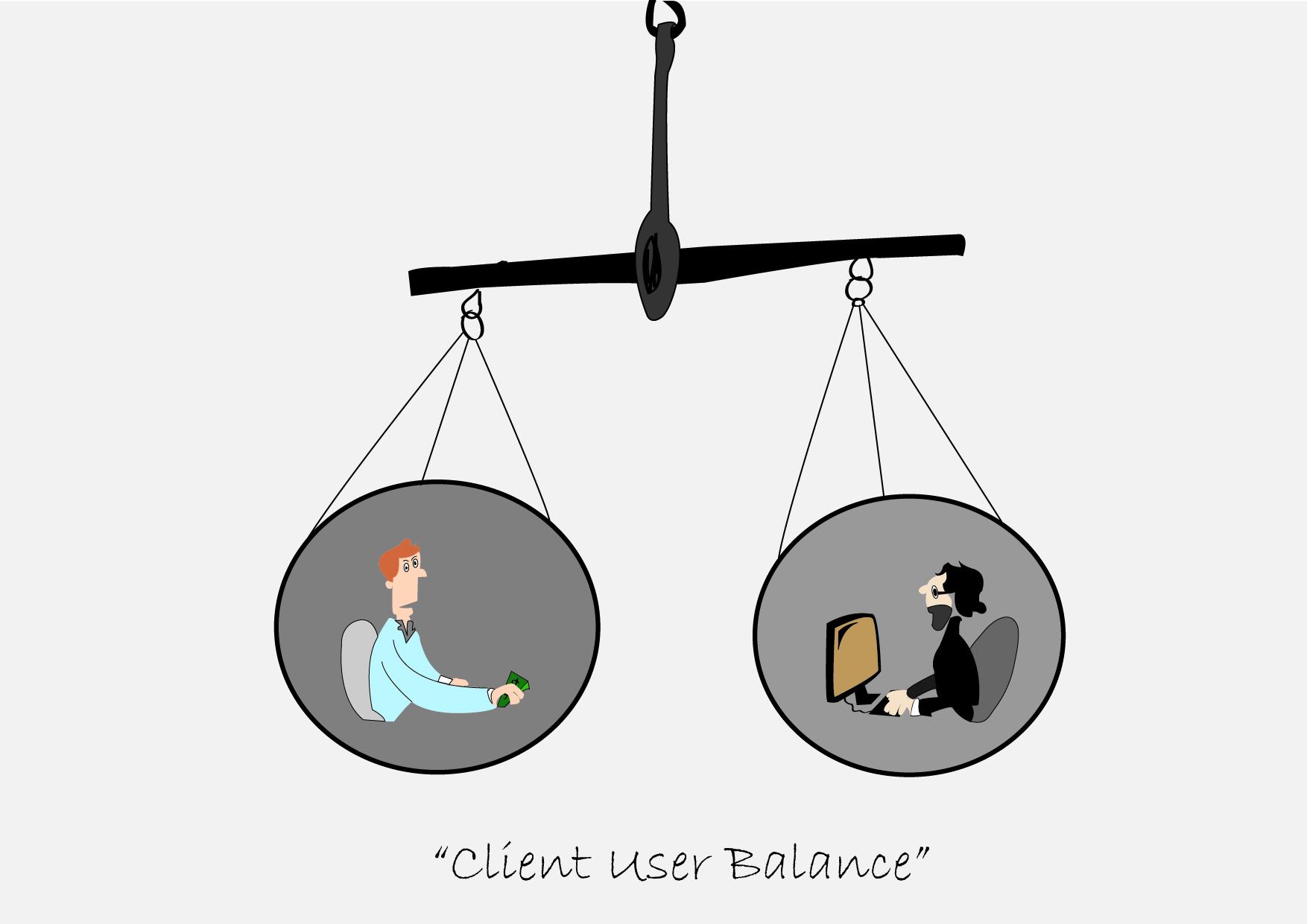 Client-User Balance