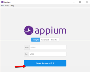 Launch_Appium