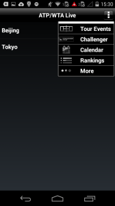 ATP WTA Live Page