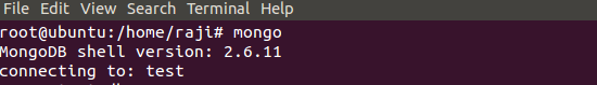 mongodb install