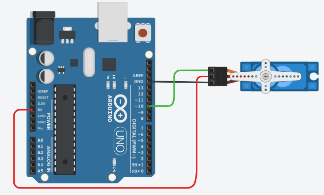 Arduino tutorials for testers servo motors qxf