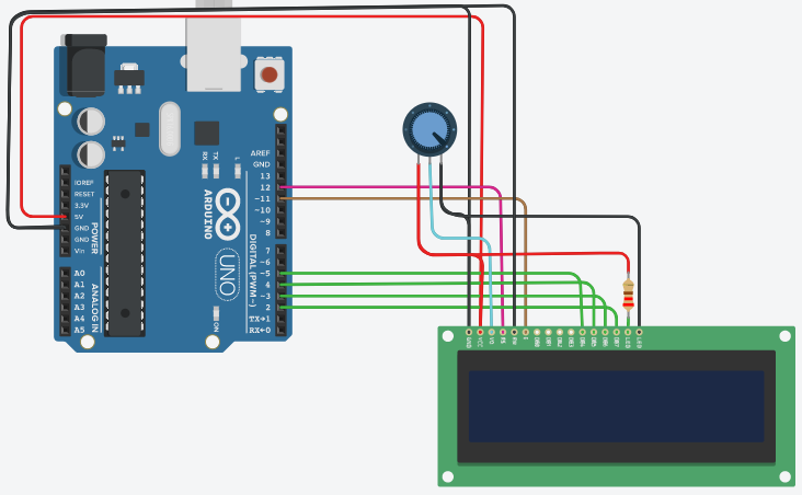 Arduino tutorials for testers lcd display qxf
