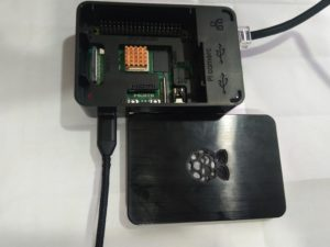 Connect RaspberryPi with LAN Cable