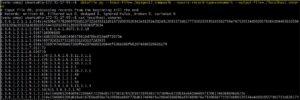 conversion of datafile to .snmprec file.