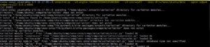 snmpsimd.py --v3-engine-id=010203040505060880 --v3-user=qxf2 --data-dir=/home/ubuntu/data --agent-udpv4-endpoint=127.0.0.1:6464 &